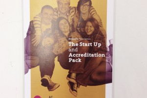 The Start Up and Accreditation Pack